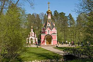 Святой источник Преподобного Давида в Талеже, Чеховский район Московской области