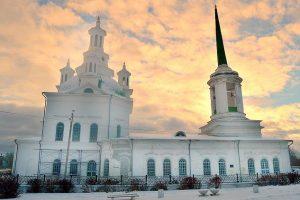 Свято-Троицкий Собор Алапаевск