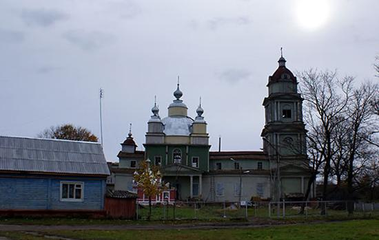 Николо-Рождественская церковь