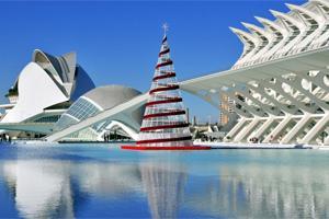 Город науки и искусства в Валенсии