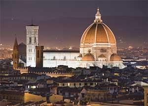 Фото и описание достопримечательностей Флоренции в Италии