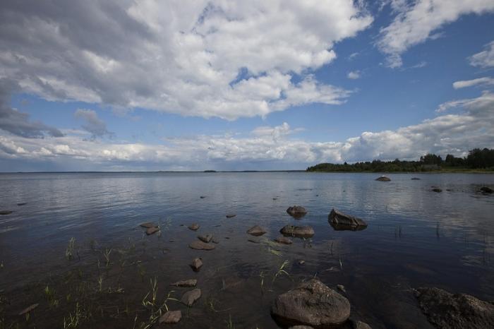 Национальный парк Водлозерский вода