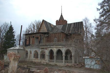 Усадьба фабриканта С. И. Сенькова