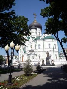 Благовещенский Кафедральный Собор в Воронеже.
