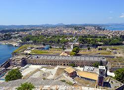 Старая крепость, Керкира (Корфу)