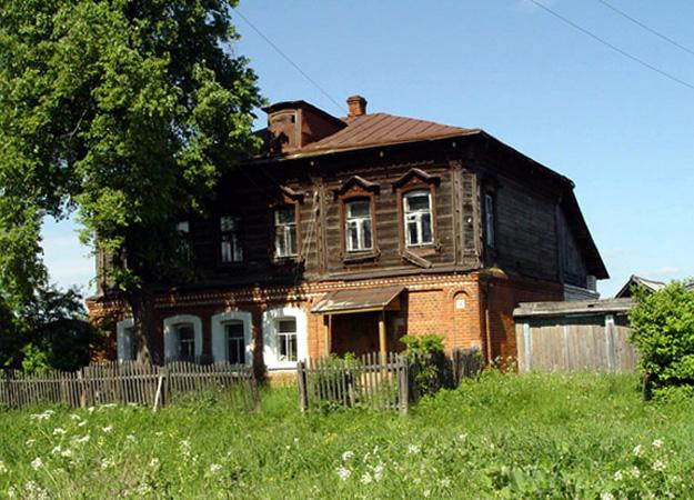 Дом купца Полёнова