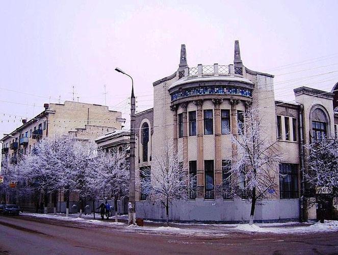 Особняк купца Стерлядкина, Сызрань
