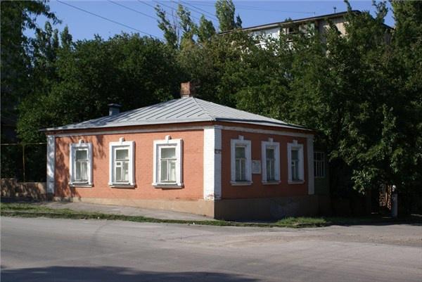 Музей художника И.И.Крылова, Новочеркасск