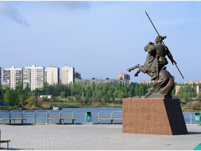 Виды Волгодонска