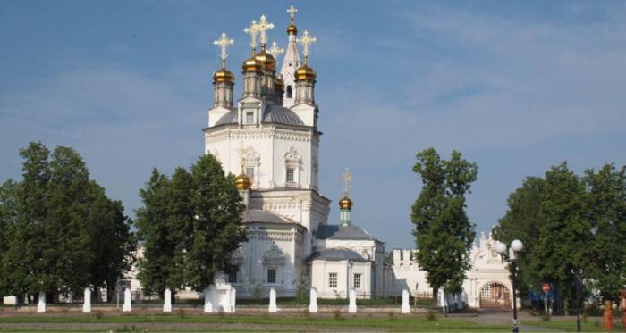 Свято-Троицкий собор, Верхотурье
