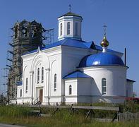 Барабинск: Покрова Пресвятой Богородицы или Богородицкая церковь