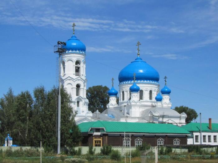 Успенская церковь, Бийск