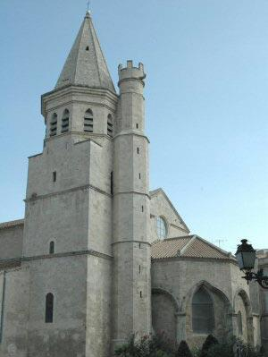 Церковь Мадлен в Безье