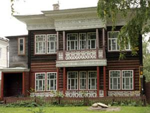 Дом Воробьева, Вологда