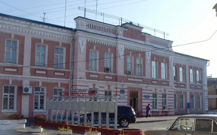 Бывшая контора Шебекинского сахарного завода