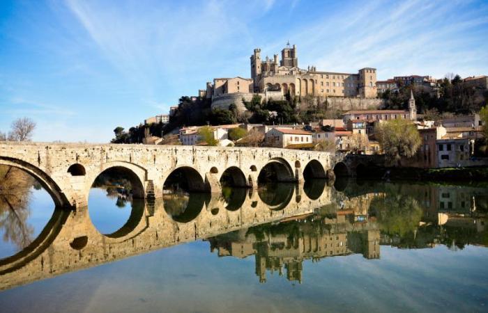 Безье, Топ 10 самых красивых городов Франции