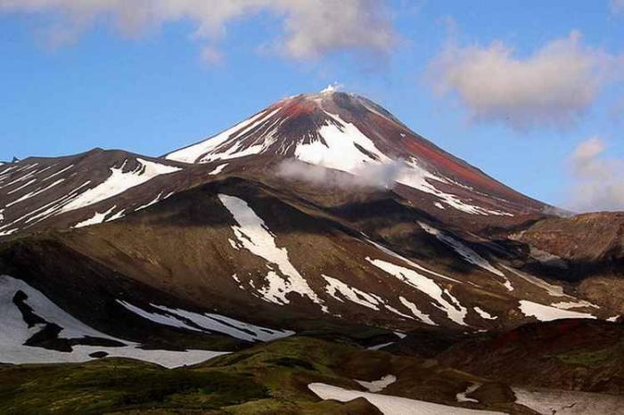 Вулкан Авачинская сопка Камчатка фото