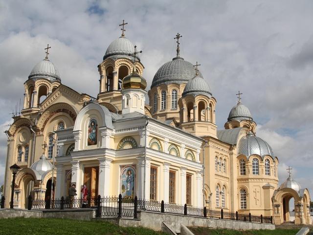 Крестовоздвиженский собор, Верхотурье