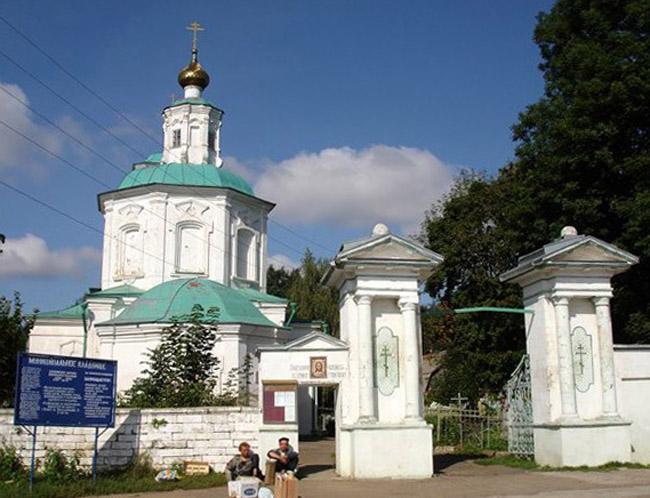 Иоанно-Предтеченская кладбищенская церковь