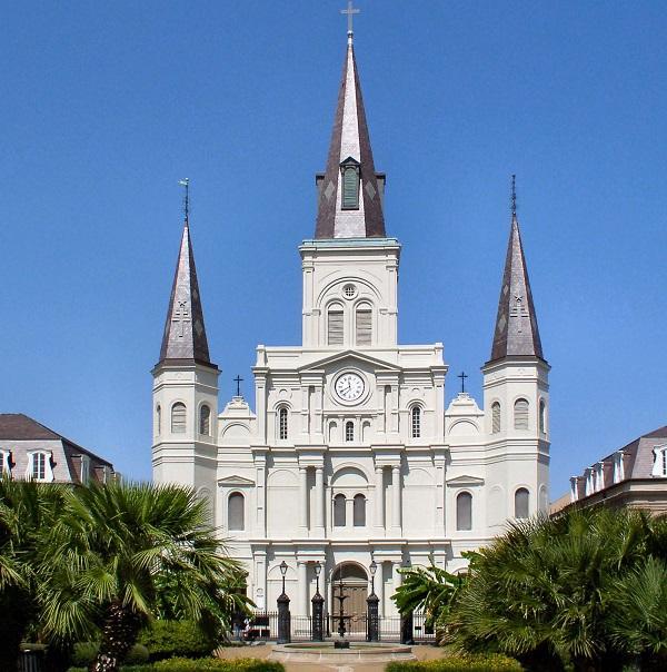 религиозный собор Сент-Луис