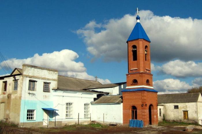 Церковь Покрова Пресвятой Богородицы, между 1770 и 1791 гг., с. Старая Ведуга