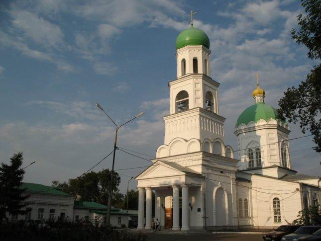 Свято-Троицкий храм, Энгельс