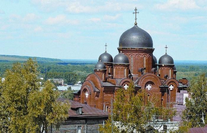 Алатырь – средоточие русской культуры