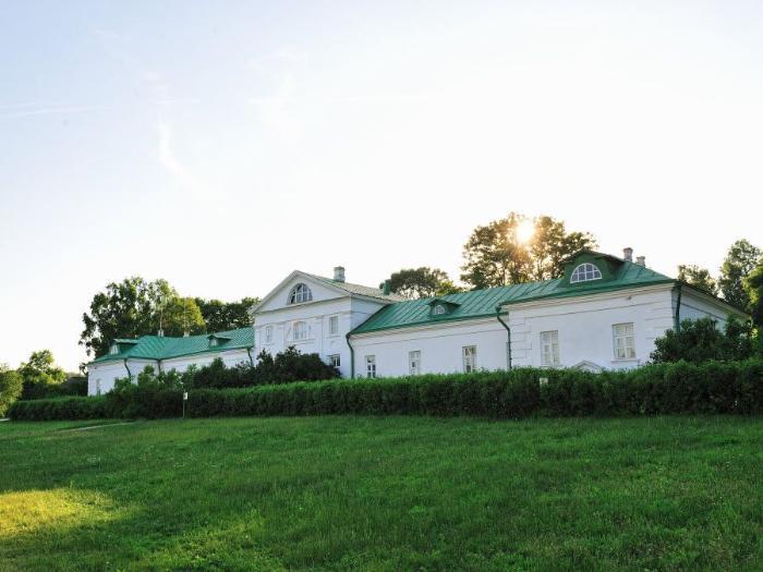 Панорама музея-усадьбы А.К. Толстого фото