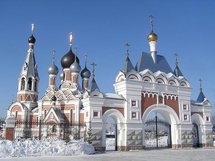 Преображенский собор, Бердск