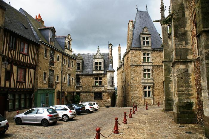 Le Mans (Ле-Ман), долина Луары, Франция - достопримечательности, путеводитель по городу