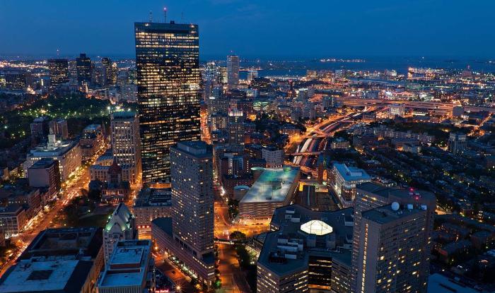 Описание Бостона