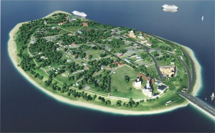 Остров Свияжск 1