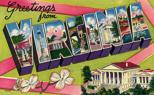 Штат Вирджиния (Virginia)