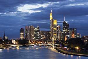 Главныедостопримечательности Франкфурта-на-Майне в Германии