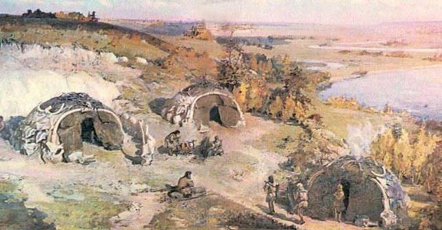 Хуторская стоянка, Березники