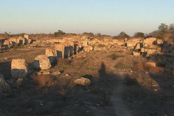 базилика, Саламин, Святой Епифаний, Кипр