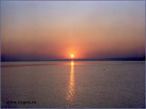 Чёрмозский пруд