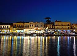 Венецианский порт, Ретимно
