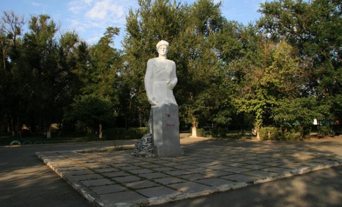 Памятник Кочубею