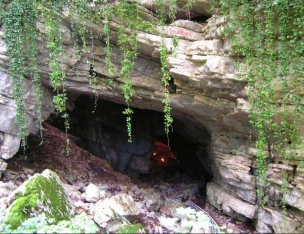 Воронцовские пещеры фото