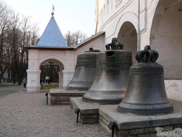 новгород, софийский собор, звонница, колокола фото
