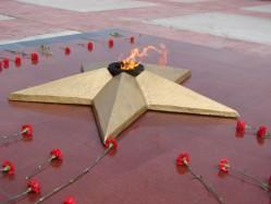 Мемориал Боевая и трудовая слава Забайкальцев (фото А.И. Лыцуся)