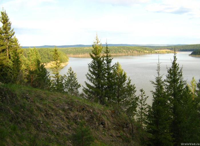 Михайловский пруд