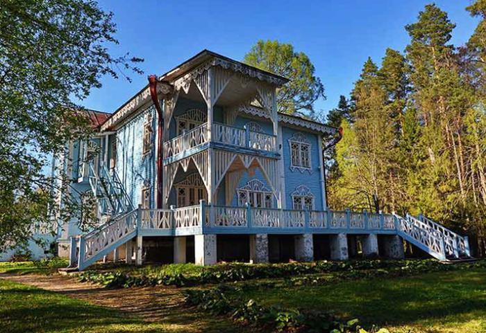 Музей-заповедник Островского