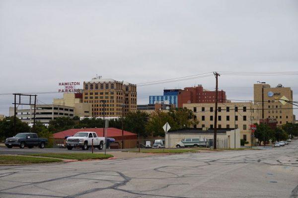 Уичито-Фолс, штат Техас - частный чартерный перелет