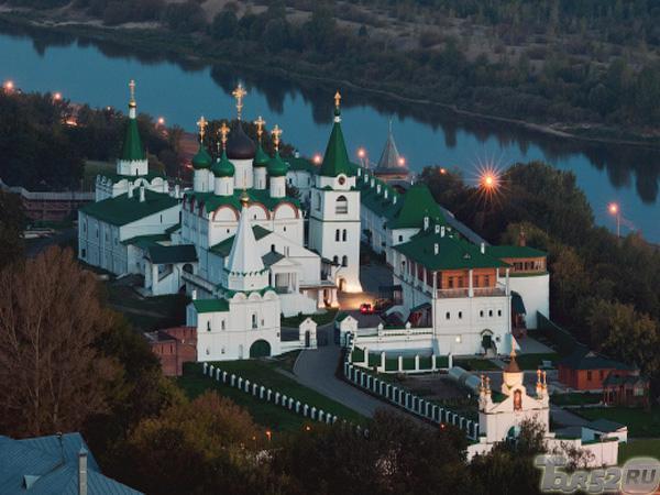 печерский монастырь, нижний новгород