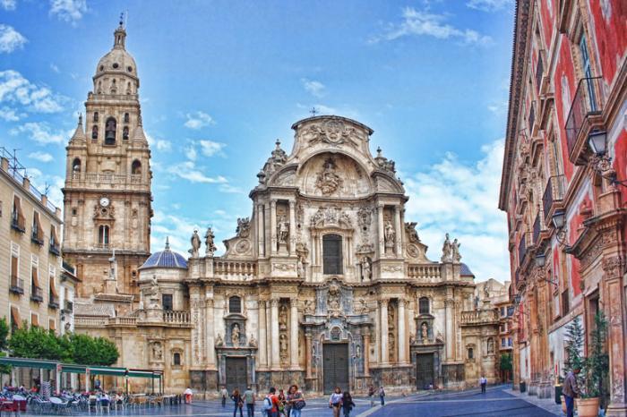 Мурсия (Murcia), Испания - достопримечательности, путеводитель