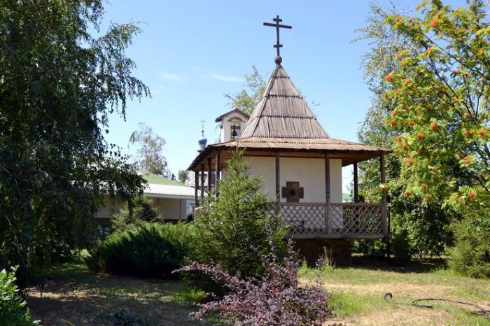 Церковь Михаила Архангела. Ерзовка