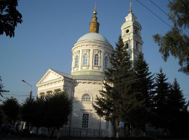 Покровский собор и колокольня