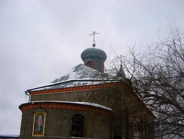Храм Святителя Николая Чудотворца в Краснослободске